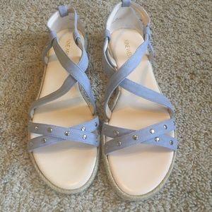 New Nine West Sandals